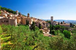 Perugia Assis e Cortona de Florença