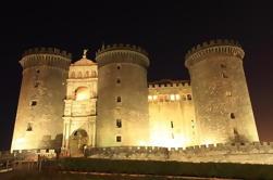 Excursión de Nápoles por la noche Incluyendo cena de pizza