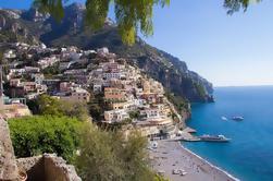 Excursión de un día a Sorrento, Positano y Amalfi desde Nápoles