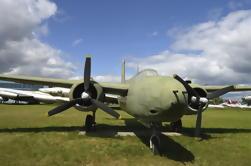 Excursão privada: Excursão do Museu da Força Aérea Central Monino de Moscovo