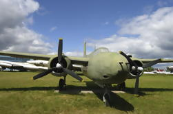 Private Tour: Monino Central Air Force Museum Tour uit Moskou