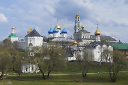 Private Tour: Sergiev Posad Day Trip e Trinity Lavra Mosteiro de St Sergius Tour