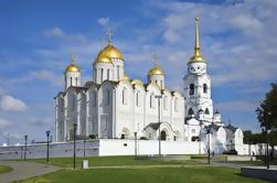4-Day Golden Ring Tour uit Moskou
