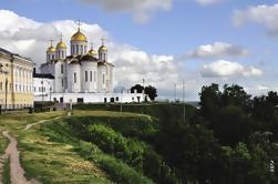 Private Tour: Golden Ring Viagem de um dia a Suzdal e Vladimir de Moscou
