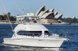 Crucero largo del almuerzo progresivo del puerto de Sydney