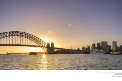 Private VIVID Lights Sydney Harbour Dinner Cruise
