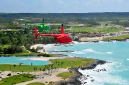 Tour en helicóptero desde Punta Cana