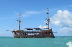 Punta Cana Piratenschip Snorkelen Sail