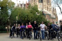 Tour de Bicicleta Eléctrica de Barcelona, La Sagrada Familia