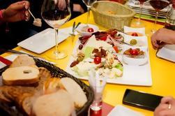 Budapest Cultura del Vino Incluyendo Snacks Húngaros y City Sightseeing