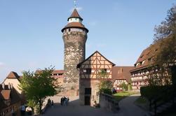 Excursión a pie del casco antiguo de Nuremberg