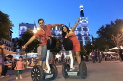 Madrid par nuit Segway Tour