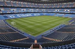 Santiago Bernabeu Electric Bike Tour in Madrid