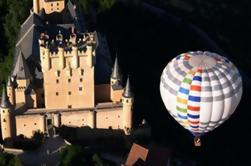 Hot-Air Balloon giro sopra Toledo o Segovia