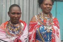 Excursión de un día para grupos pequeños con el Maasai de Nairobi