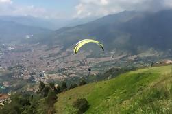 Tour de Parapente de los Andes desde Medellín