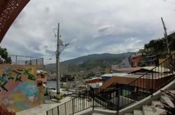 Escalera Urbana de la Comuna 13 en Medellín