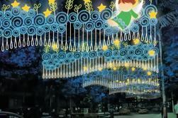 Tour Combo: Sistema de Metro, Luces de Navidad y Tour de Medellín