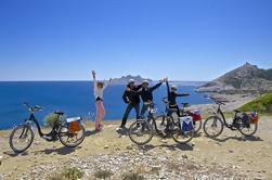 Tour de bicicleta eléctrico a los Calanques desde Marsella