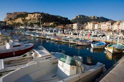 Tour de bicicleta eléctrica de día completo desde Marsella a Cassis