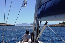 Aventura en la navegación en Split