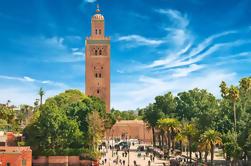Visite guidée de la médina de Marrakech