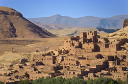 Excursion d'une journée à Ouarzazate et Ait Benhaddou