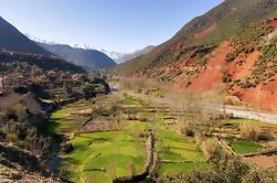 Excursion d'une journée aux Trois Vallées depuis Marrakech