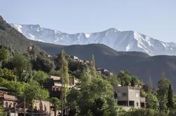 Tour Privado: Viaje a los Cuatro Valles desde Marrakech