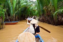 Clase de cocina y mercado flotante de Ho Chi Minh City