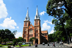 Tour privado: Ho Chi Minh City en un medio día