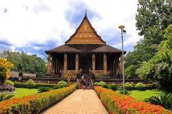 Excursión de medio día a la ciudad de Vientiane