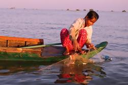 Excursión de medio día a Chong Khneas - Lago Tonle Sap