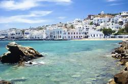 Aventura de vela de 7 noches desde Santorini