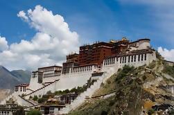 Tour de 3 noches en Lhasa incluyendo el palacio de Potala y Yamdrok Yumtso
