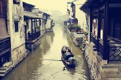 Día completo de Wuzhen Water Town Trip desde Shanghai