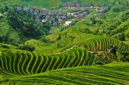 Increíble excursión de día Longsheng a las terrazas de arroz Longji y la cultura Zhuang Yao de Guilin