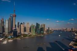 Crucero por la noche en el río Huangpu con servicio de traslado en el hotel