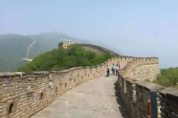 Pekín City Tour: Mutianyu Gran Muro de la Ciudad Prohibida y la Plaza de Tiananmen
