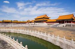 Tour de Beijing: Ciudad Prohibida Templo del Cielo Palacio de Verano y Ceremonia Tradicional del Té