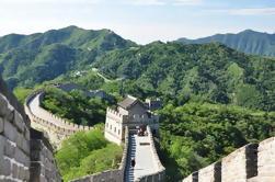 Beijing Day Trip van Mutianyu Grote Muur en Ming Tombs met de bus