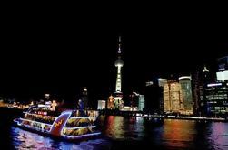 Shanghai Pasado y Futuro: Crucero por el río Huangpu La Sala de Exposiciones de Planificación Urbana del Bund y el Museo de Shanghai