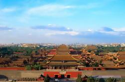 Día de Beijing de la Ciudad Prohibida, Hutong, Parque de Beihai y el Templo de Lama