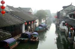 Escapada de Shanghai: Excursión de un día en el pueblo de agua de Suzhou y Zhouzhuang