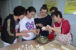Sabor de Shanghai: Clase de cocina de medio día de bolas de masa hervida y bollos chinos