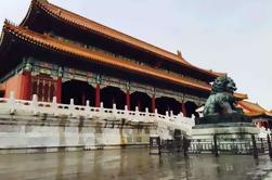 Tour de día completo incluyendo la Ciudad Prohibida, el Palacio de Verano y el Templo del Cielo con espectáculo acrobático y cena de pato de Pekín