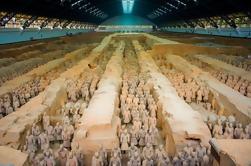 Excursión de un día a Xi'an desde Shanghai por aire, incluyendo el tour privado de los guerreros de terracota