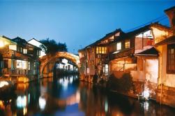 Yuyuan Gardens y Zhujiajiao Water Town Excursión de un día con masaje de pies