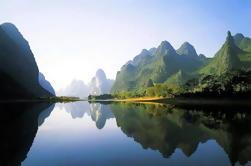 Rejuvenecedor Guilin Day Tour: crucero por el río Li y la caverna de flauta Reed incluyendo masaje de pies