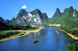 Tour de día completo en Guilin y Yangshuo con crucero por el río Li